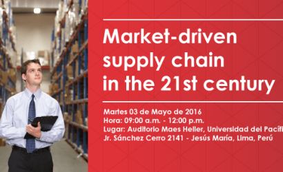 Market - Driven Supply Chain in the 21st century